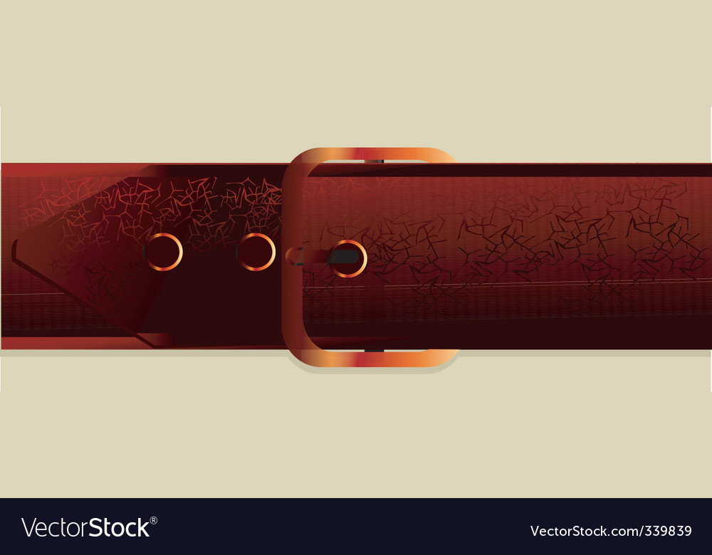Belt vector | Price: 1 Credit (USD $1)