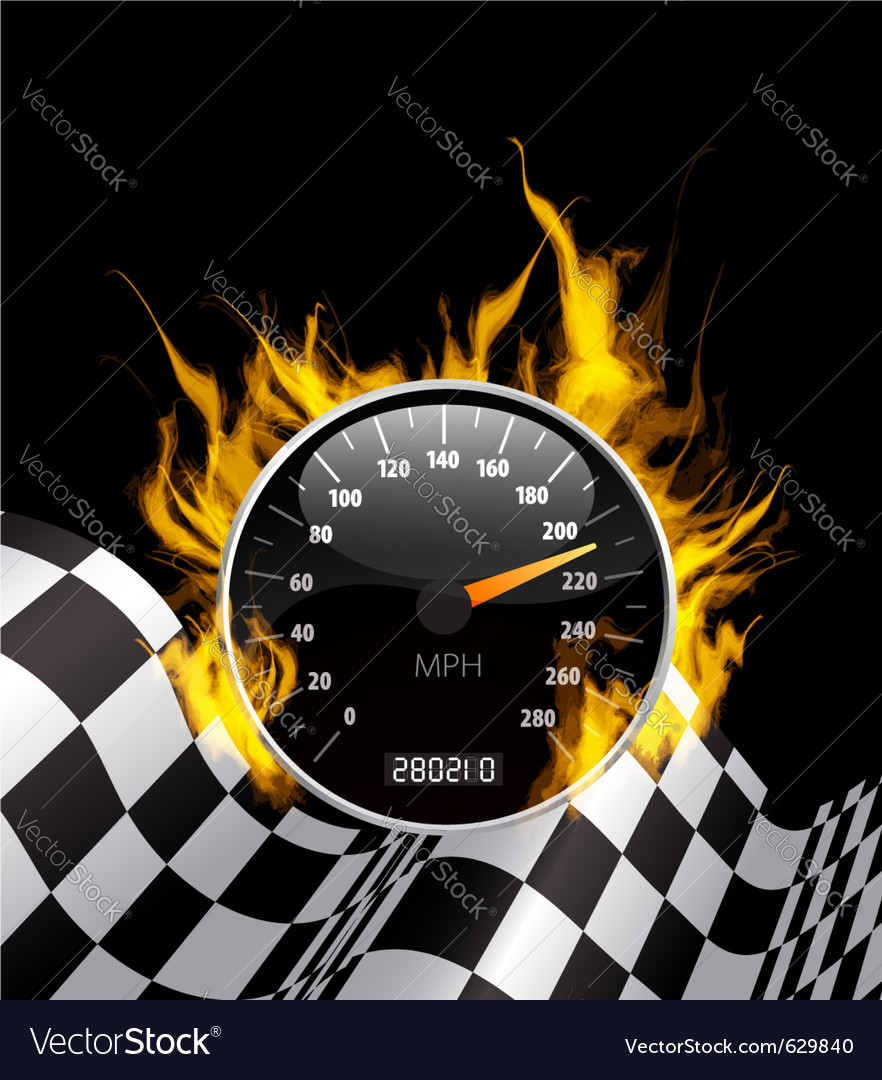 Speedometer vector | Price: 1 Credit (USD $1)