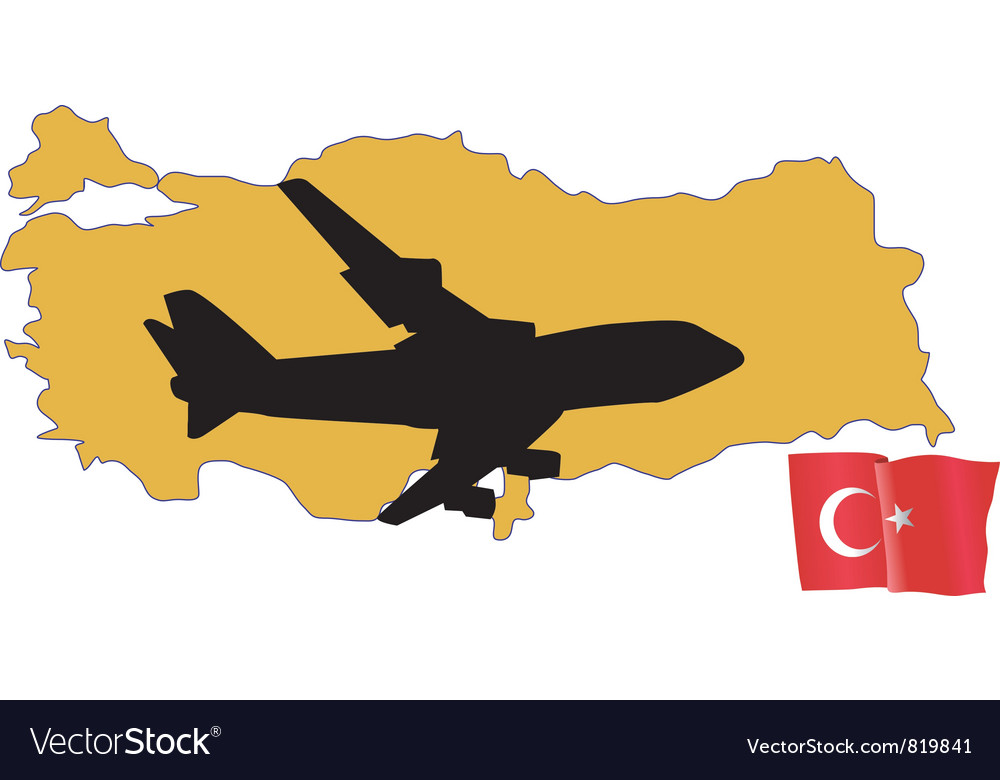 Fly me to the turkey vector   Price: 1 Credit (USD $1)