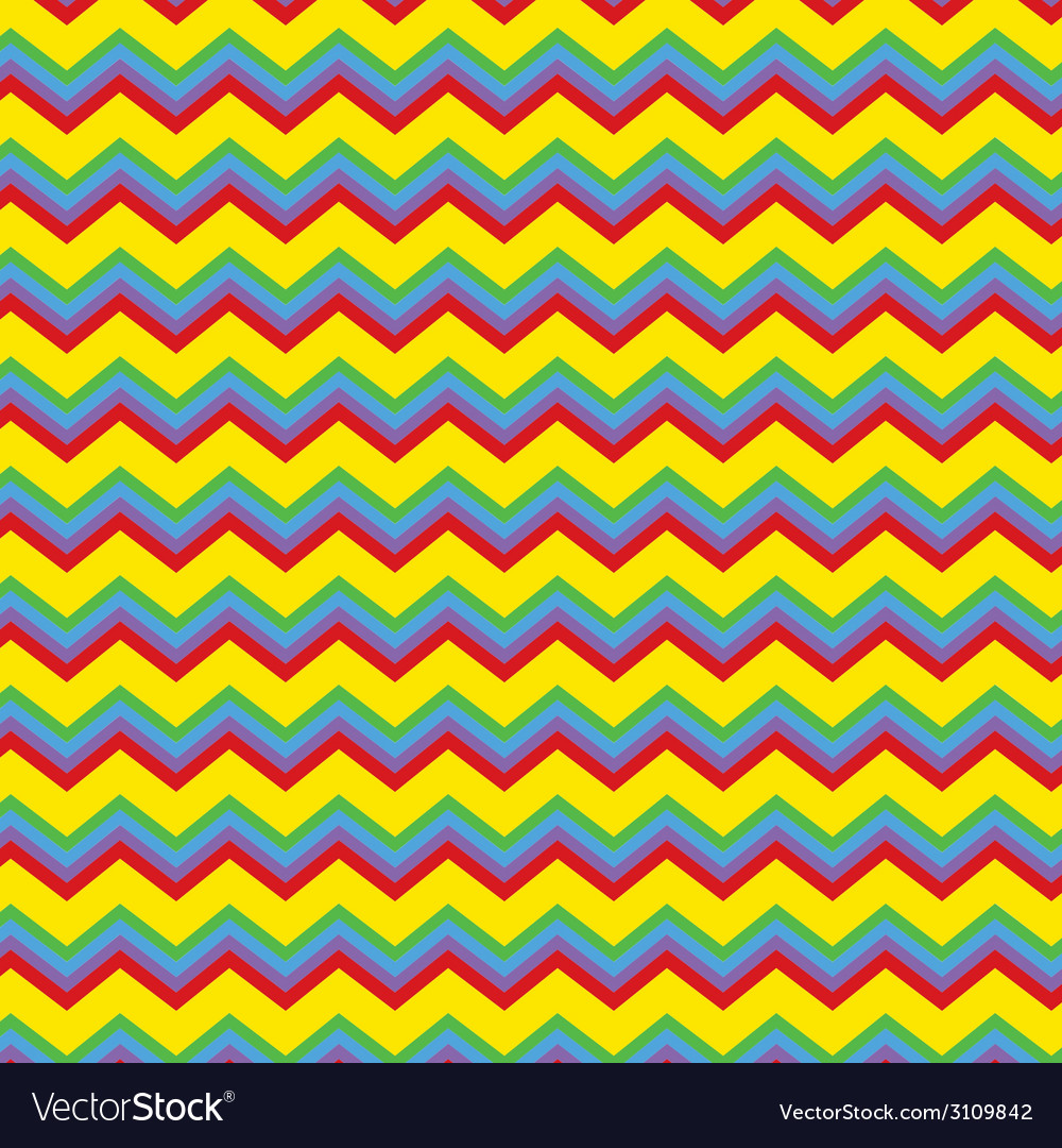 Chevron bright colors vector | Price: 1 Credit (USD $1)