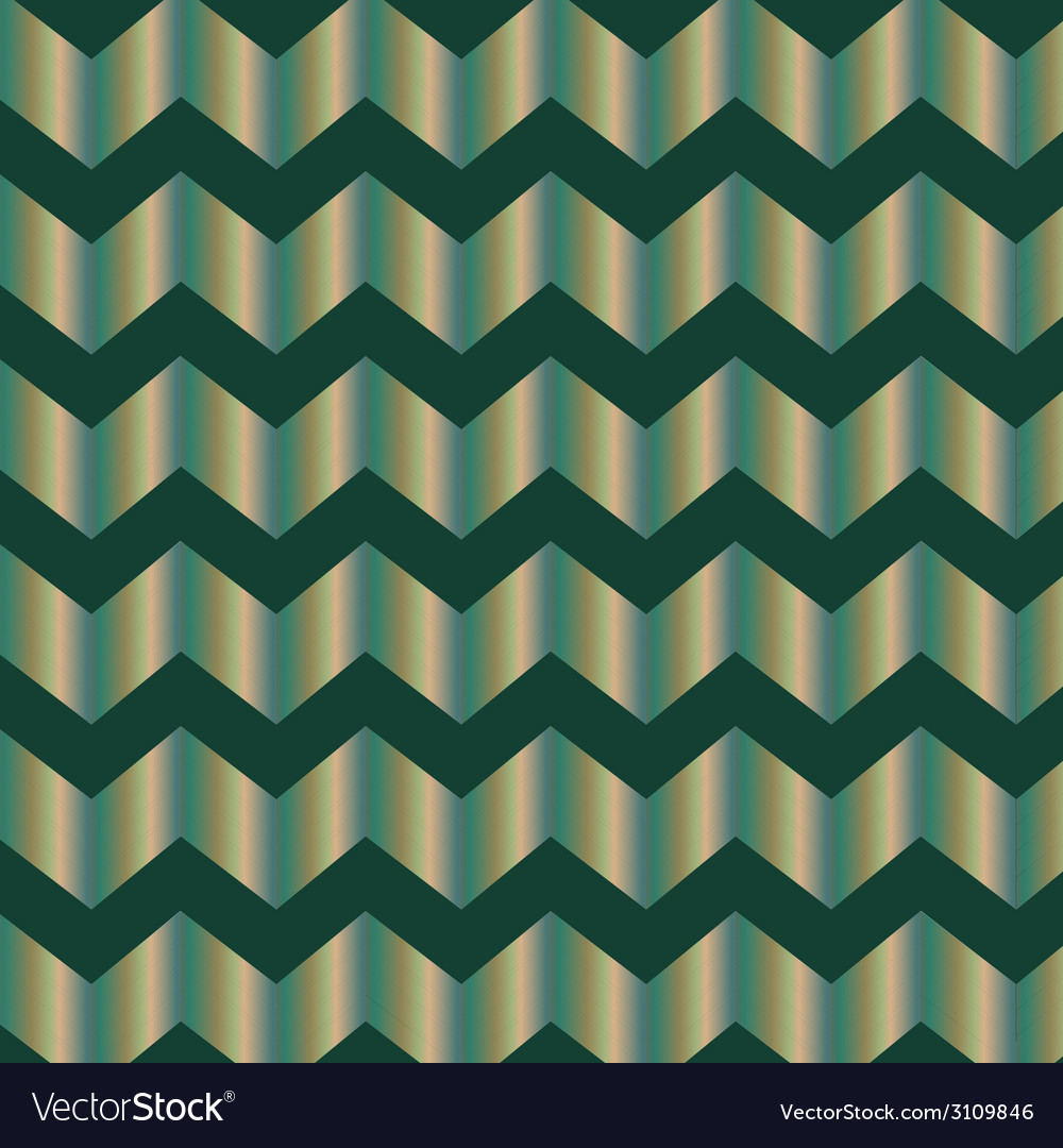 Chevron green foil vector | Price: 1 Credit (USD $1)