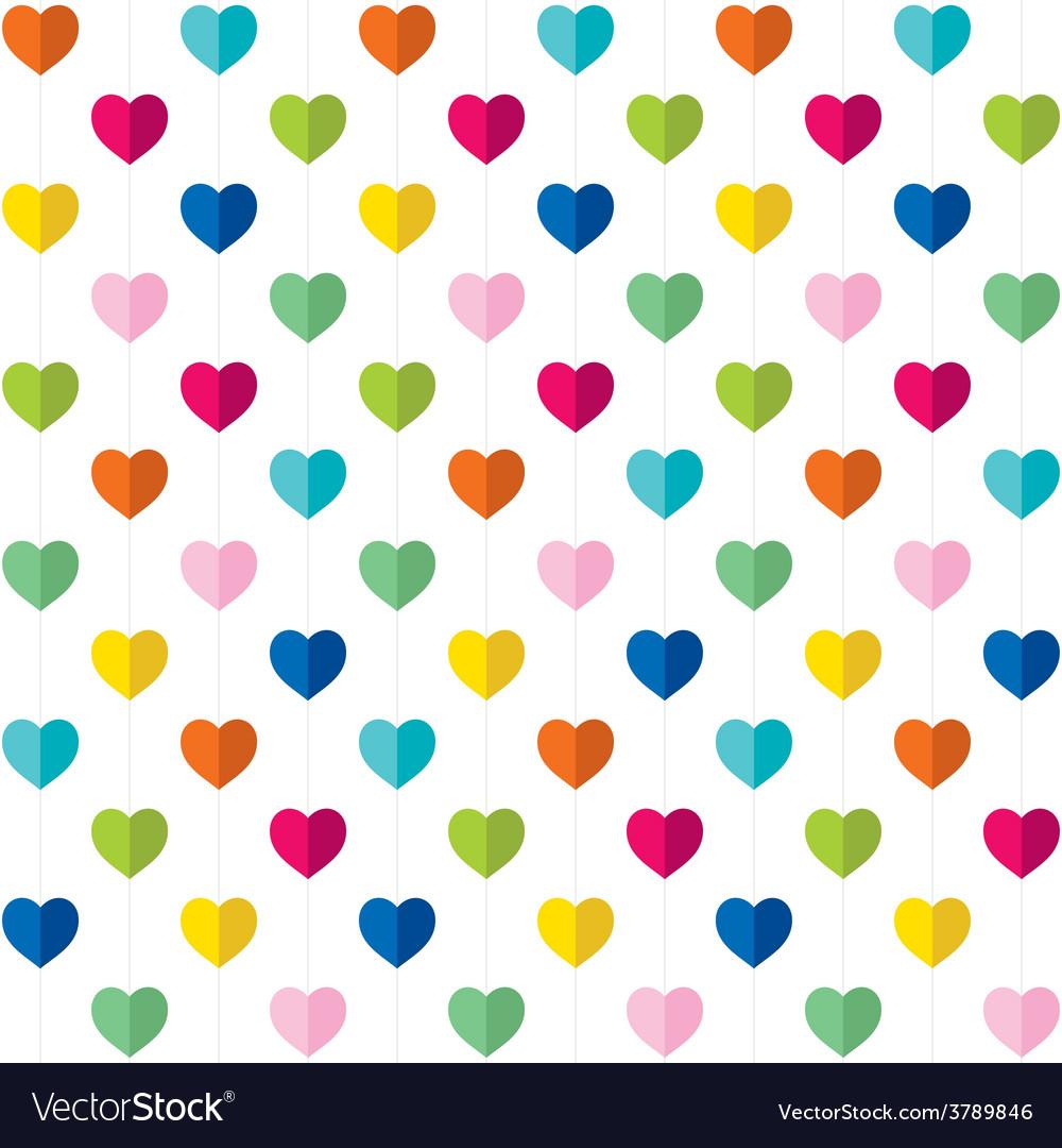 Creative valentine day greeting card design vector | Price: 1 Credit (USD $1)