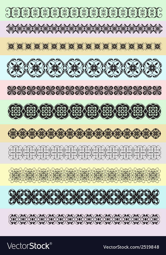 Al 0346 ornaments vector   Price: 1 Credit (USD $1)