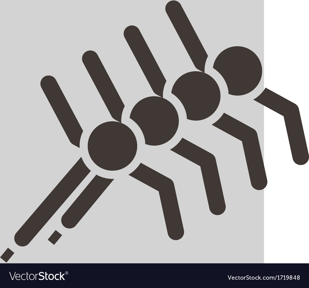 Short treck icon vector | Price: 1 Credit (USD $1)