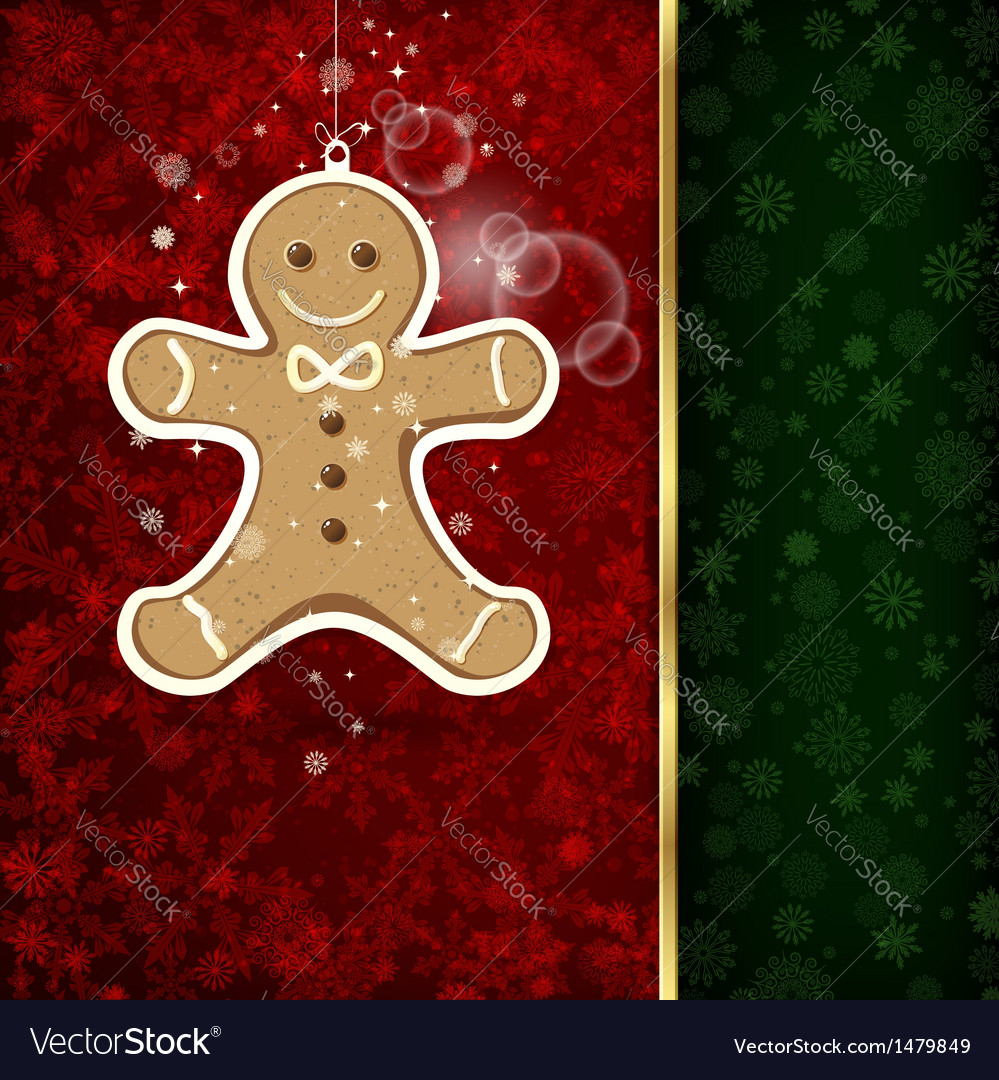 Background with christmas decoration and vector | Price: 1 Credit (USD $1)