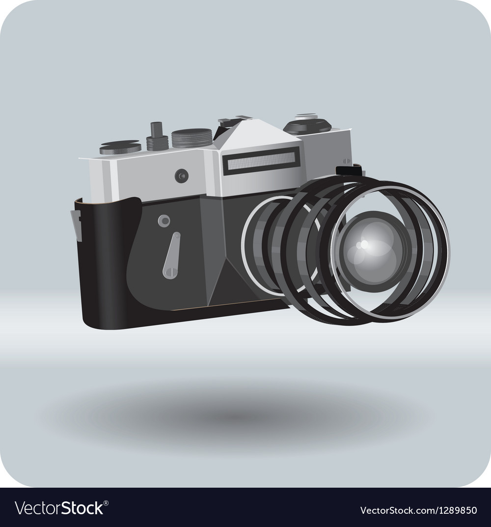 Camera vector | Price: 3 Credit (USD $3)