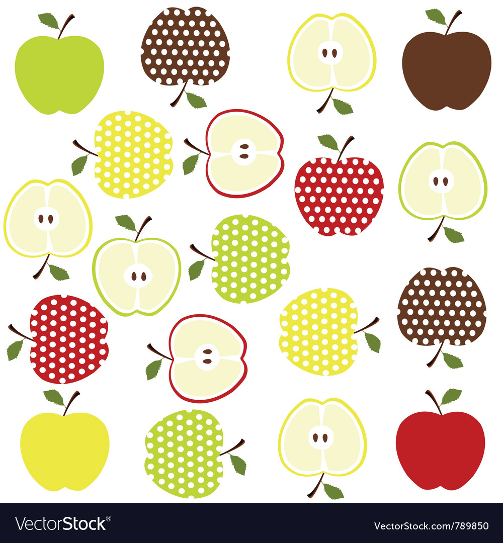 Fruits background vector | Price: 1 Credit (USD $1)