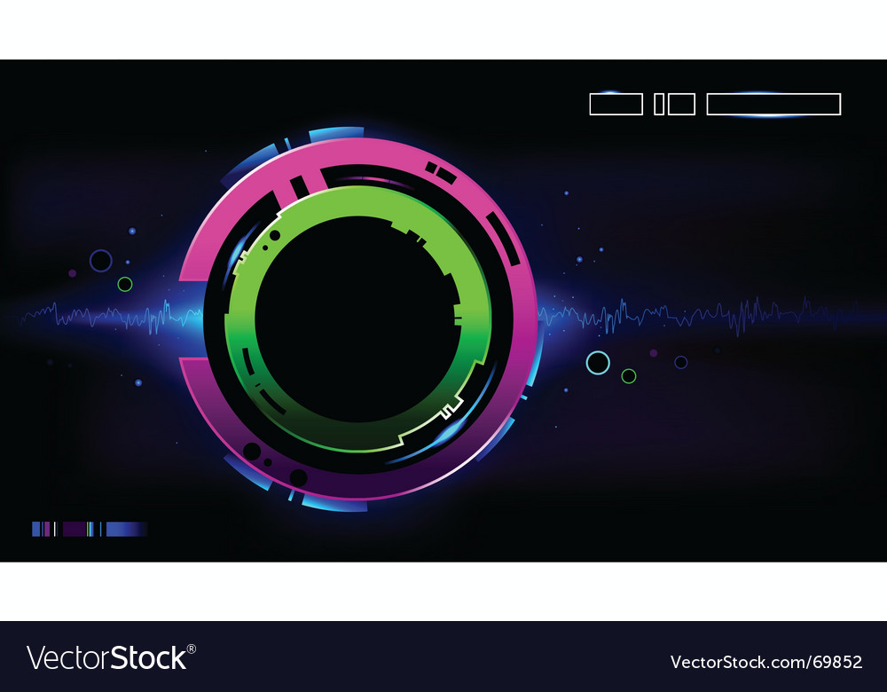 Futuristic background vector | Price: 1 Credit (USD $1)
