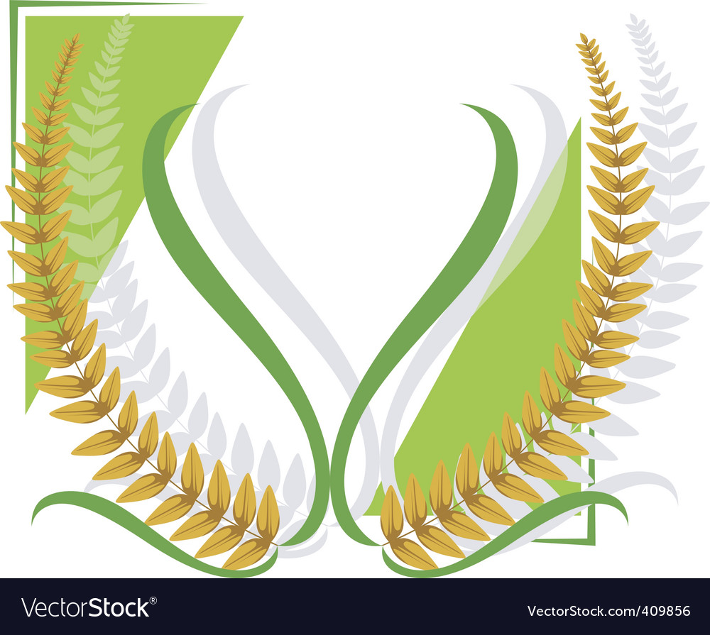 Grain and cereal products vector | Price: 1 Credit (USD $1)