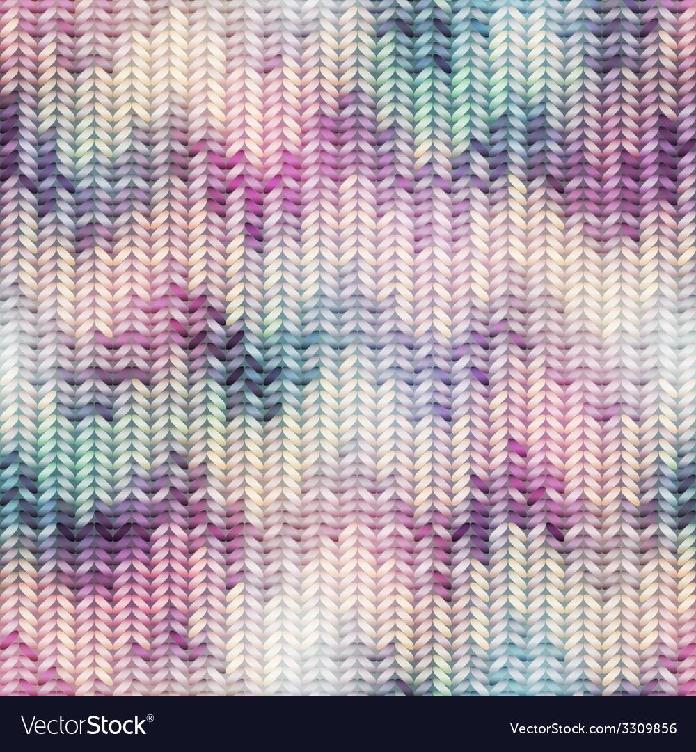 Imitation sweater knit melange effect vector | Price: 1 Credit (USD $1)