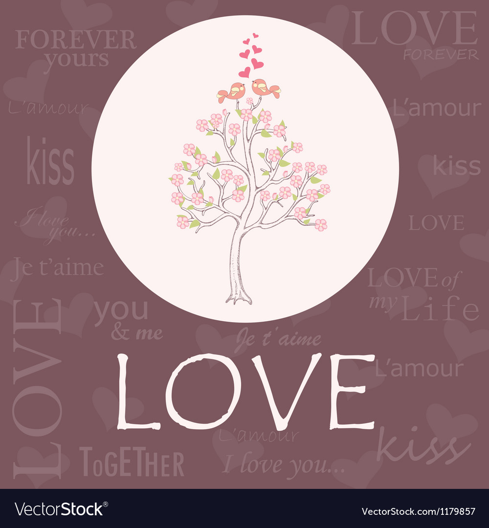 Valentine s day or wedding invitation card vector | Price: 1 Credit (USD $1)