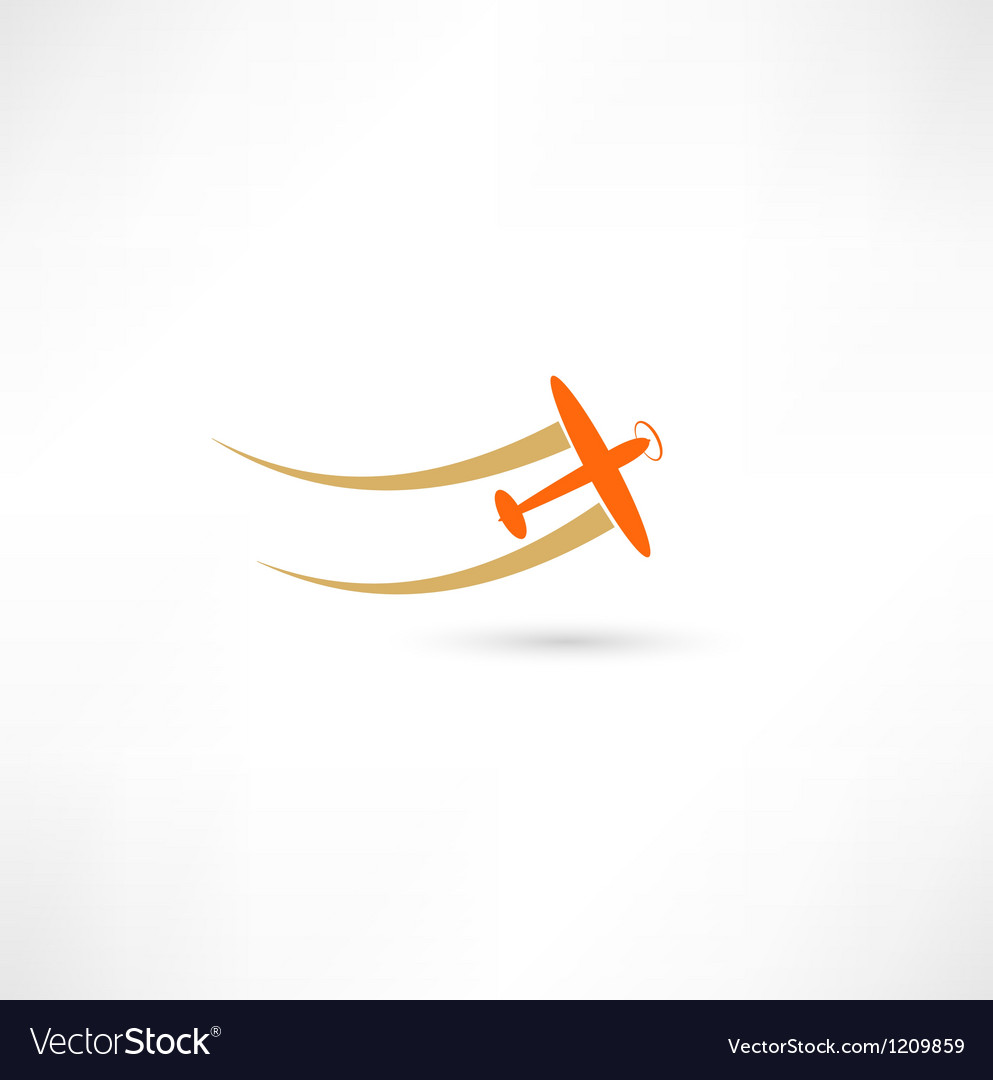 Airplane symbols vector | Price: 1 Credit (USD $1)