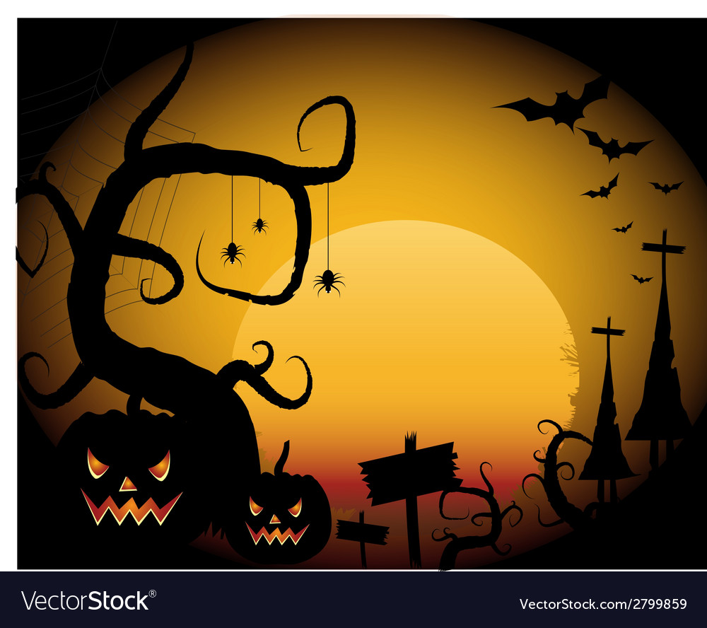 Halloween 4 vector | Price: 1 Credit (USD $1)