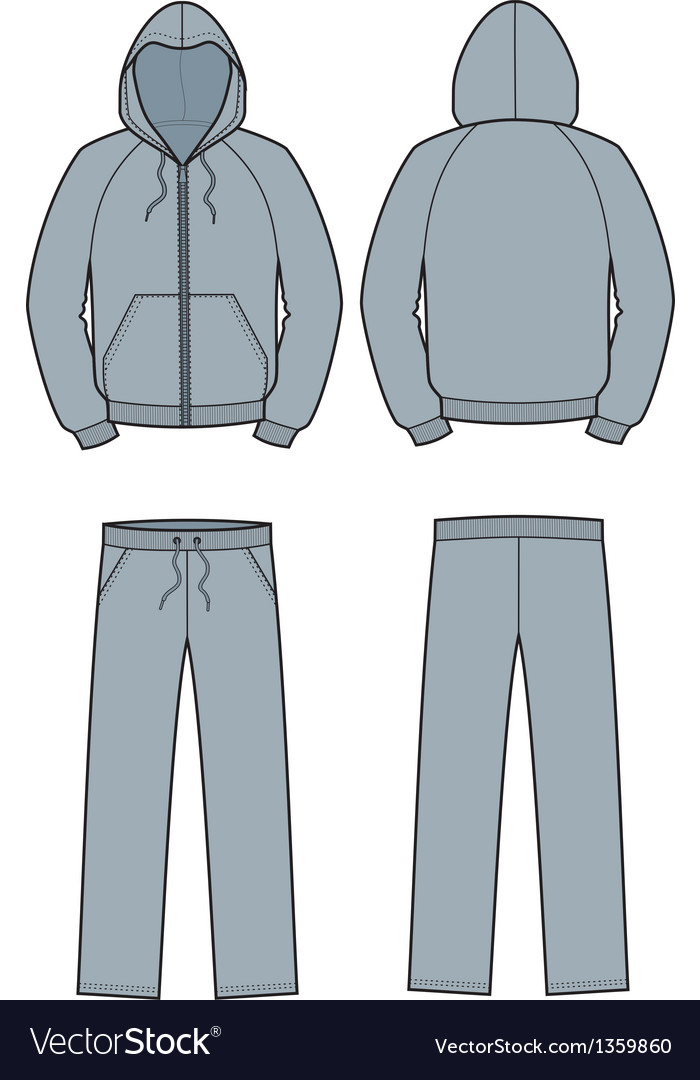 Smock and pants vector | Price: 1 Credit (USD $1)