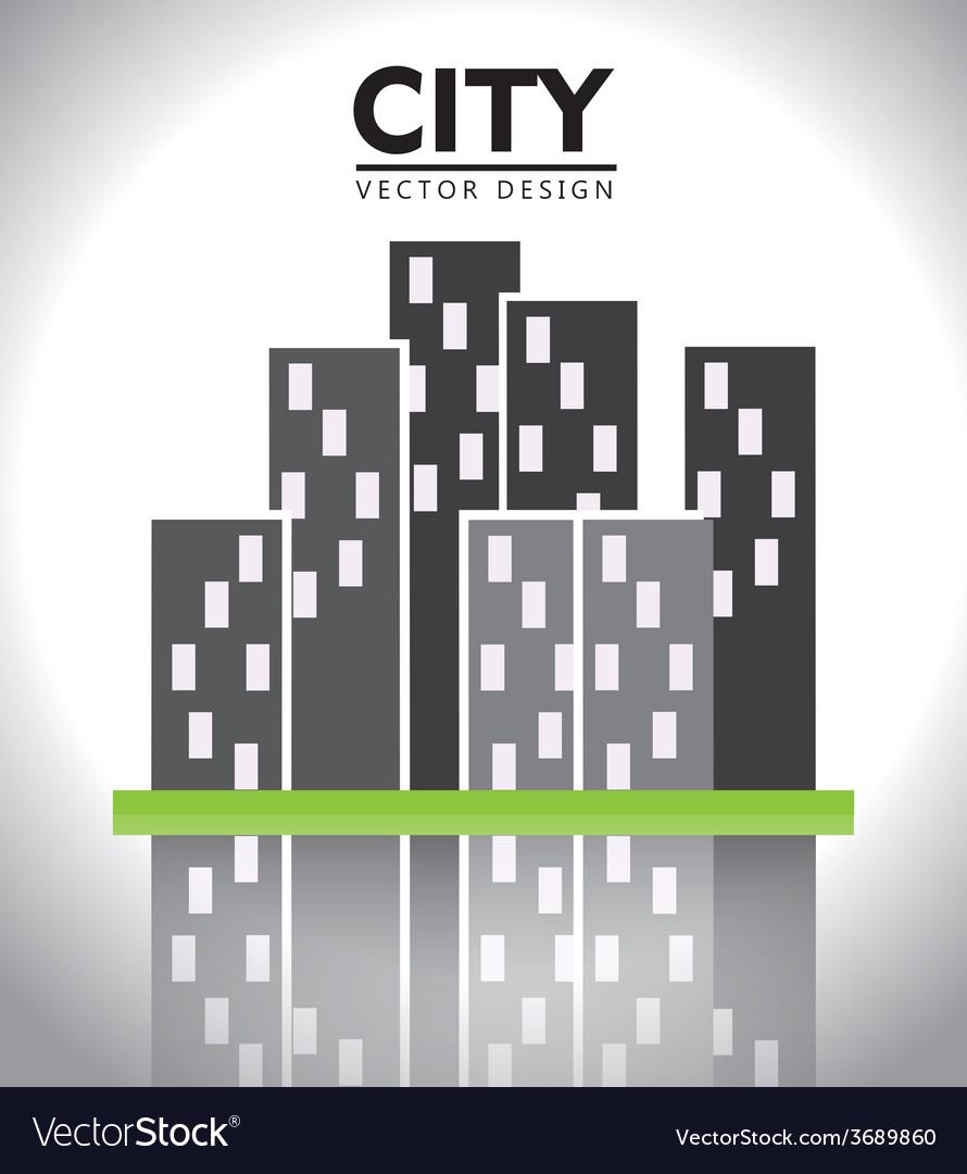 Urban desig vector | Price: 1 Credit (USD $1)