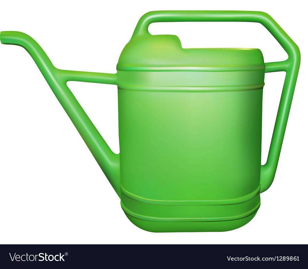 Garden can vector | Price: 1 Credit (USD $1)