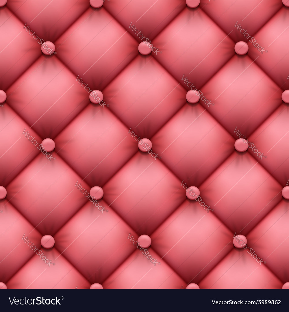 Seamless background of leather upholstery vector | Price: 1 Credit (USD $1)
