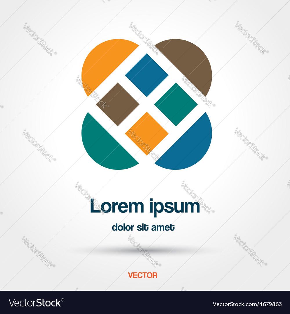 Abstract creative logo vector | Price: 1 Credit (USD $1)