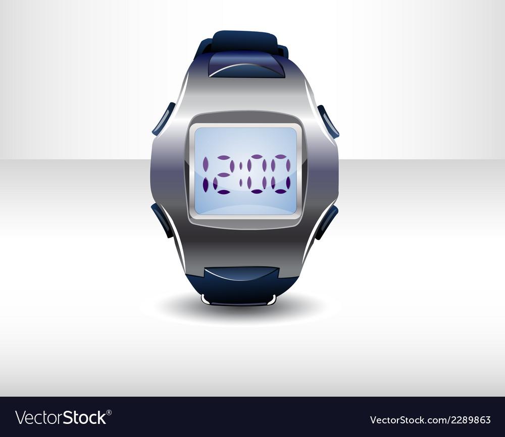 Sport watch vector | Price: 1 Credit (USD $1)
