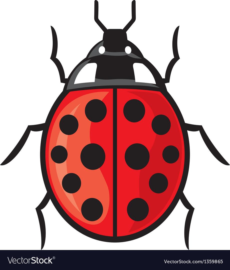 Ladybug vector   Price: 1 Credit (USD $1)