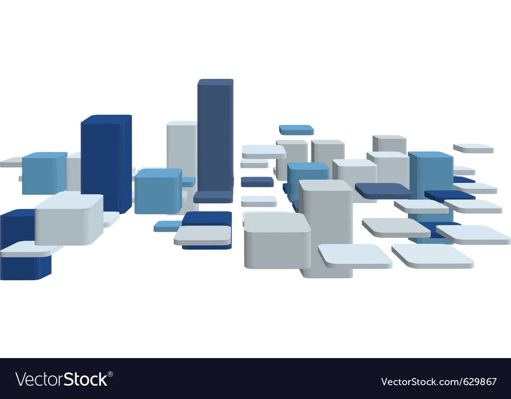 3d business background vector | Price: 1 Credit (USD $1)