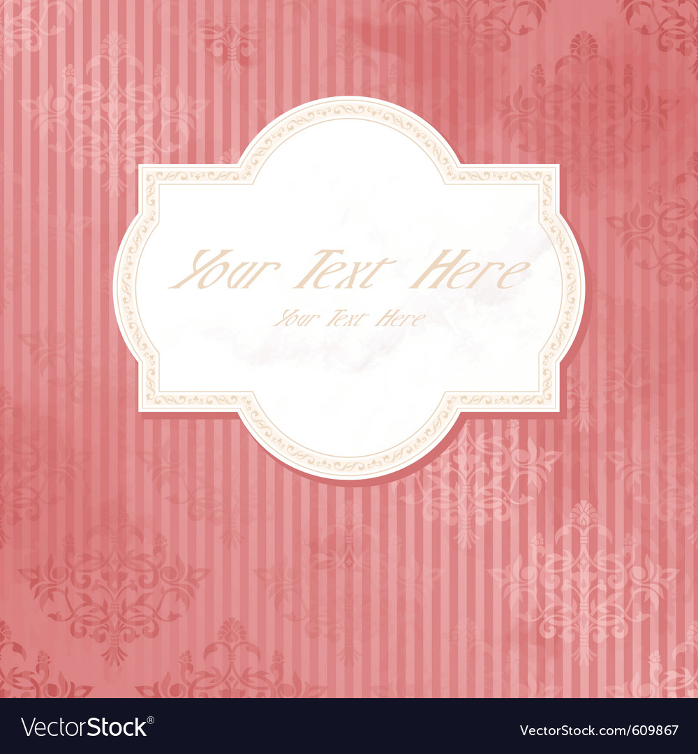Antique background vector | Price: 3 Credit (USD $3)