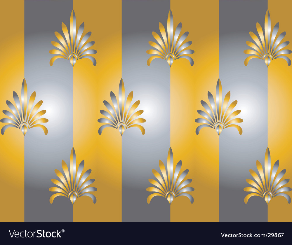 Silver and gold vector | Price: 1 Credit (USD $1)