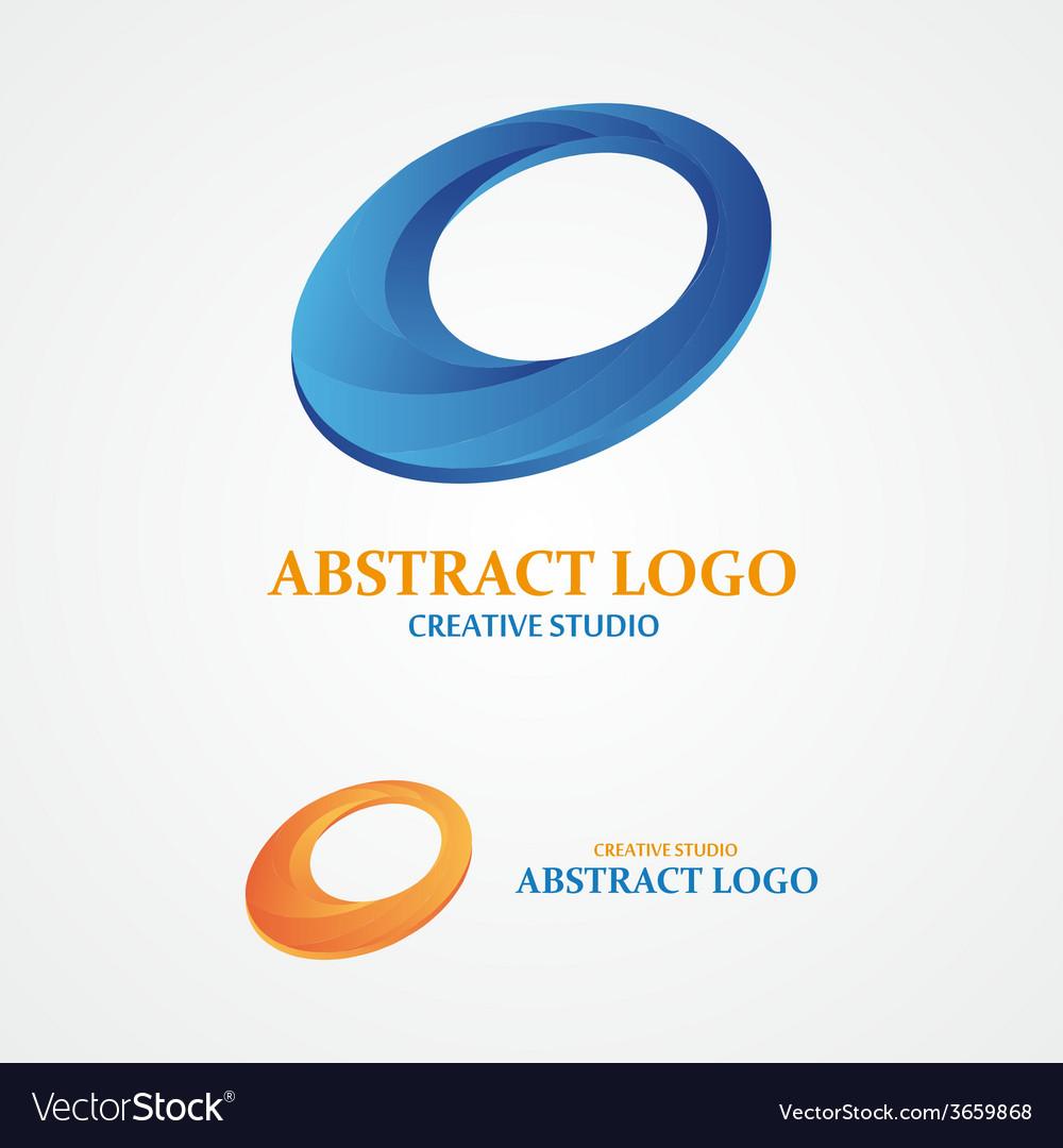 Logo design element abstract concept creative vector   Price: 1 Credit (USD $1)
