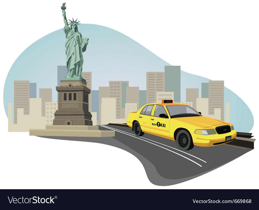 New york elements vector | Price: 1 Credit (USD $1)