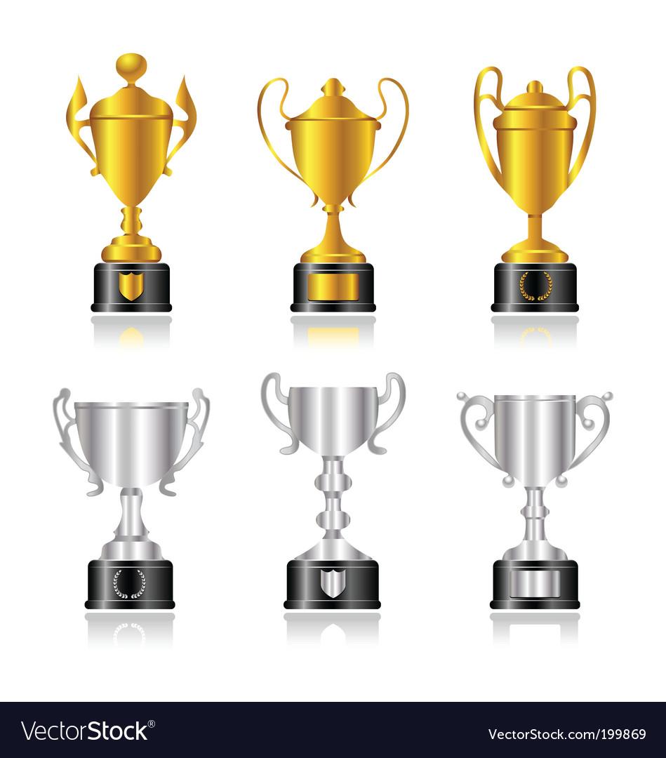Award set vector