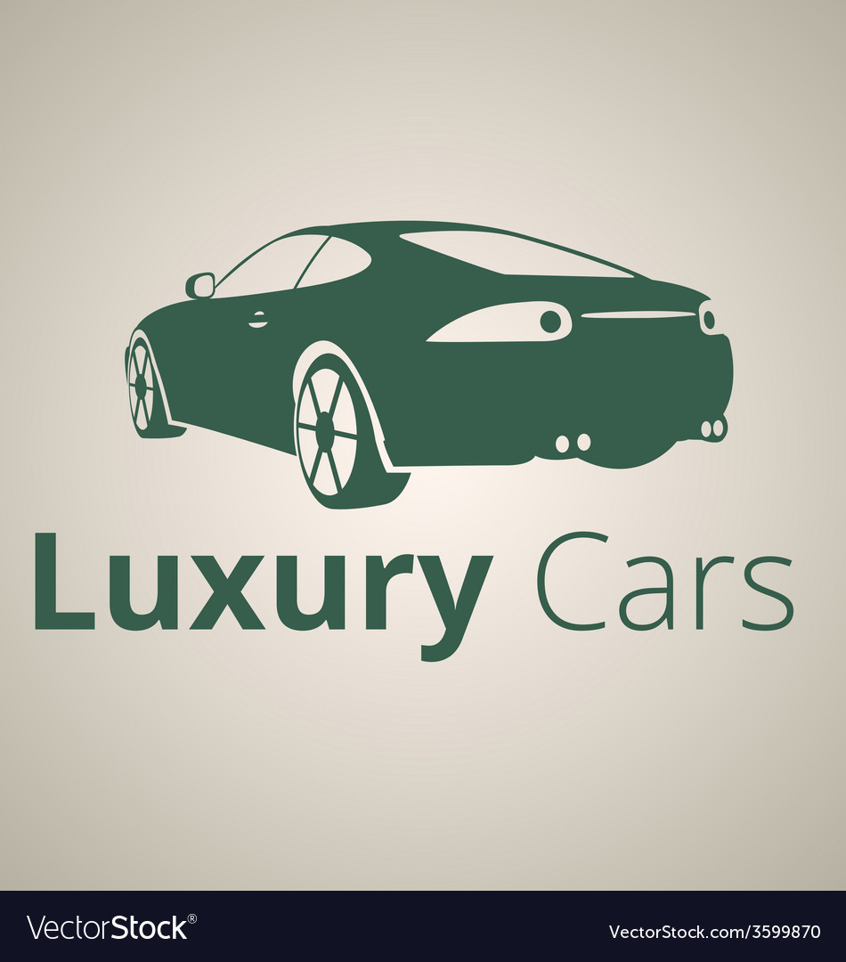 Luxury cars logo vector | Price: 1 Credit (USD $1)