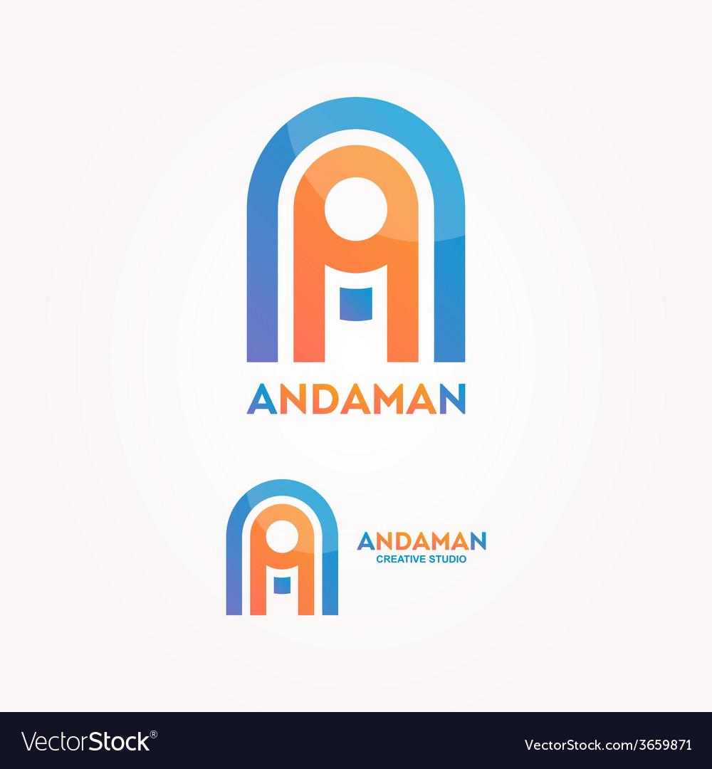 Logo design element modern abstract creative vector   Price: 1 Credit (USD $1)