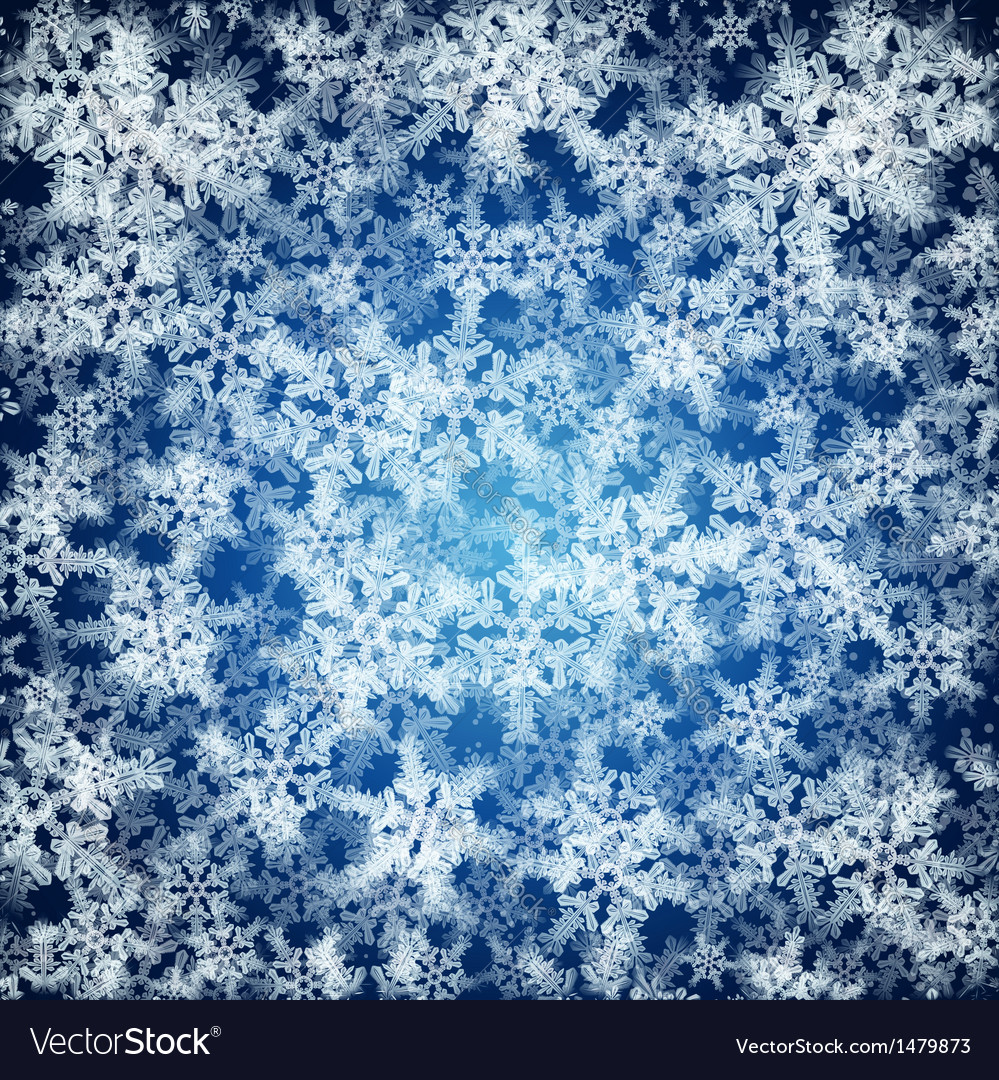 Abstract christmas background with soft fluffy vector | Price: 1 Credit (USD $1)