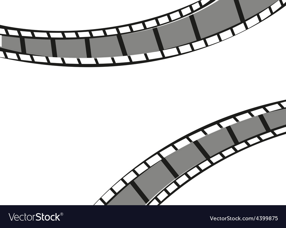 Filmstrip background vector | Price: 3 Credit (USD $3)