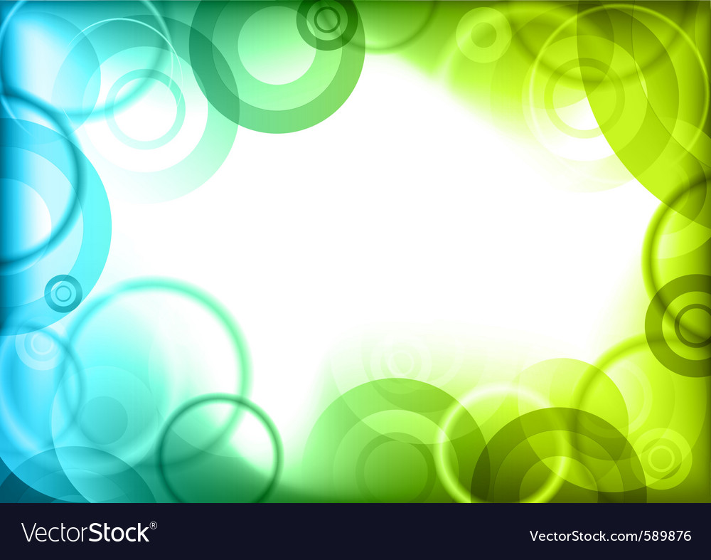 Abstract border vector | Price: 1 Credit (USD $1)