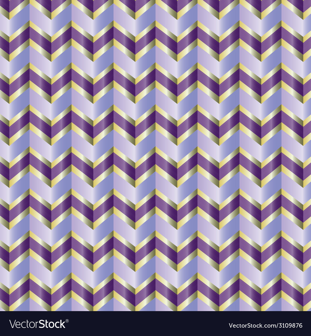 Chevron purple ribbon vector | Price: 1 Credit (USD $1)