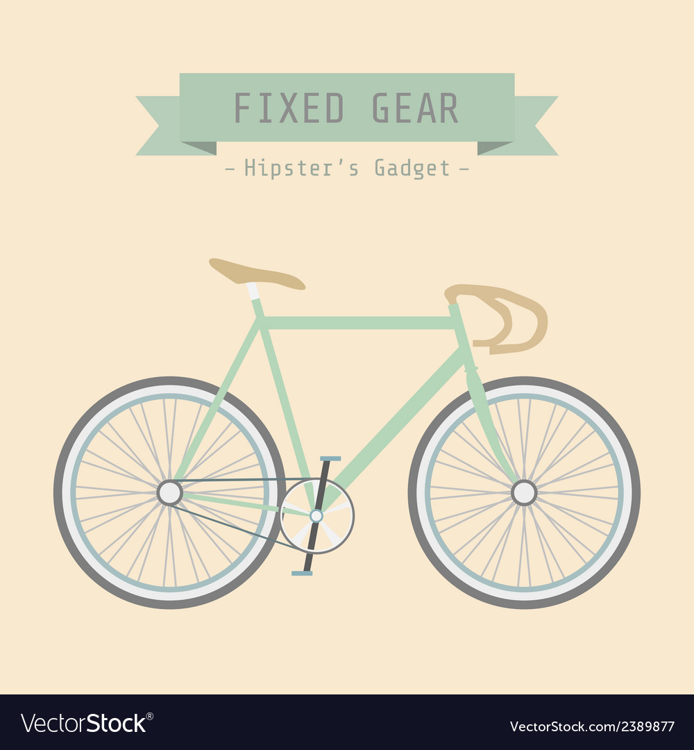 Fixedgear vector | Price: 1 Credit (USD $1)