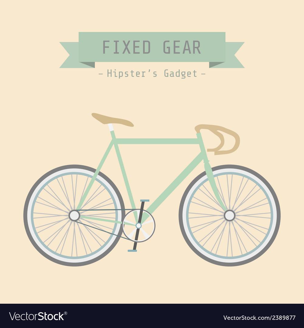 Fixedgear vector | Price: 1 Credit (USD $1)