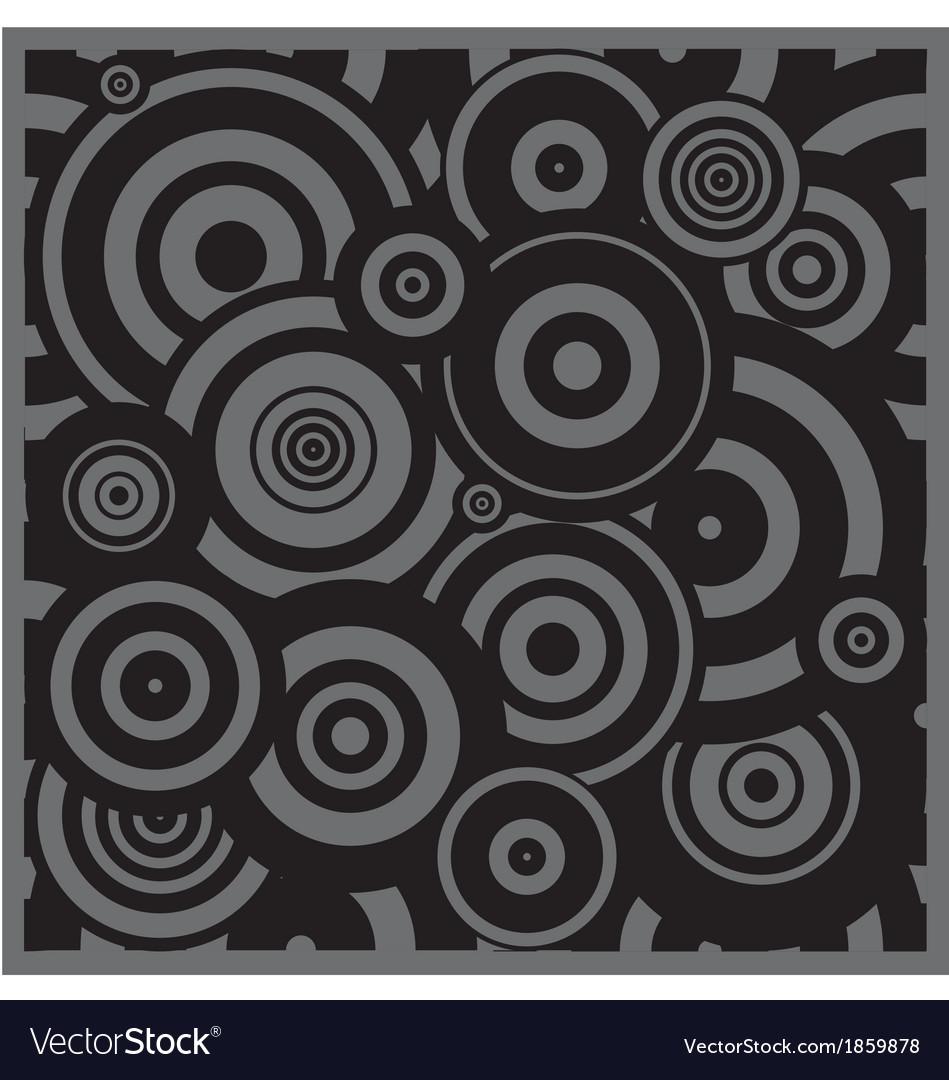 Circle wallpaper vector | Price: 1 Credit (USD $1)