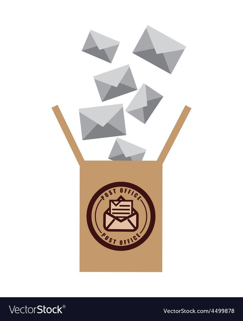 Mail send vector | Price: 1 Credit (USD $1)