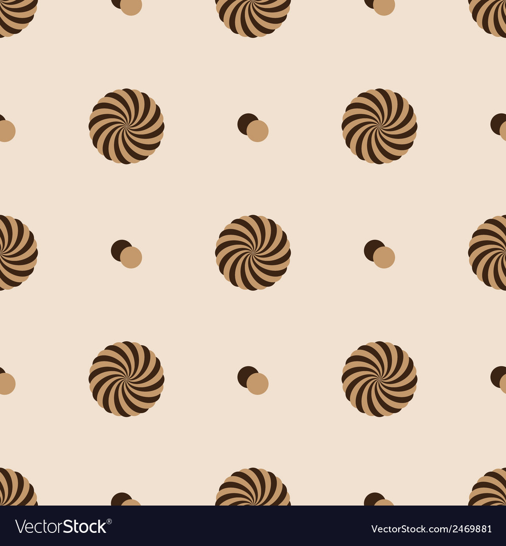Abstract rounded striped circle pattern eps10 vector | Price: 1 Credit (USD $1)
