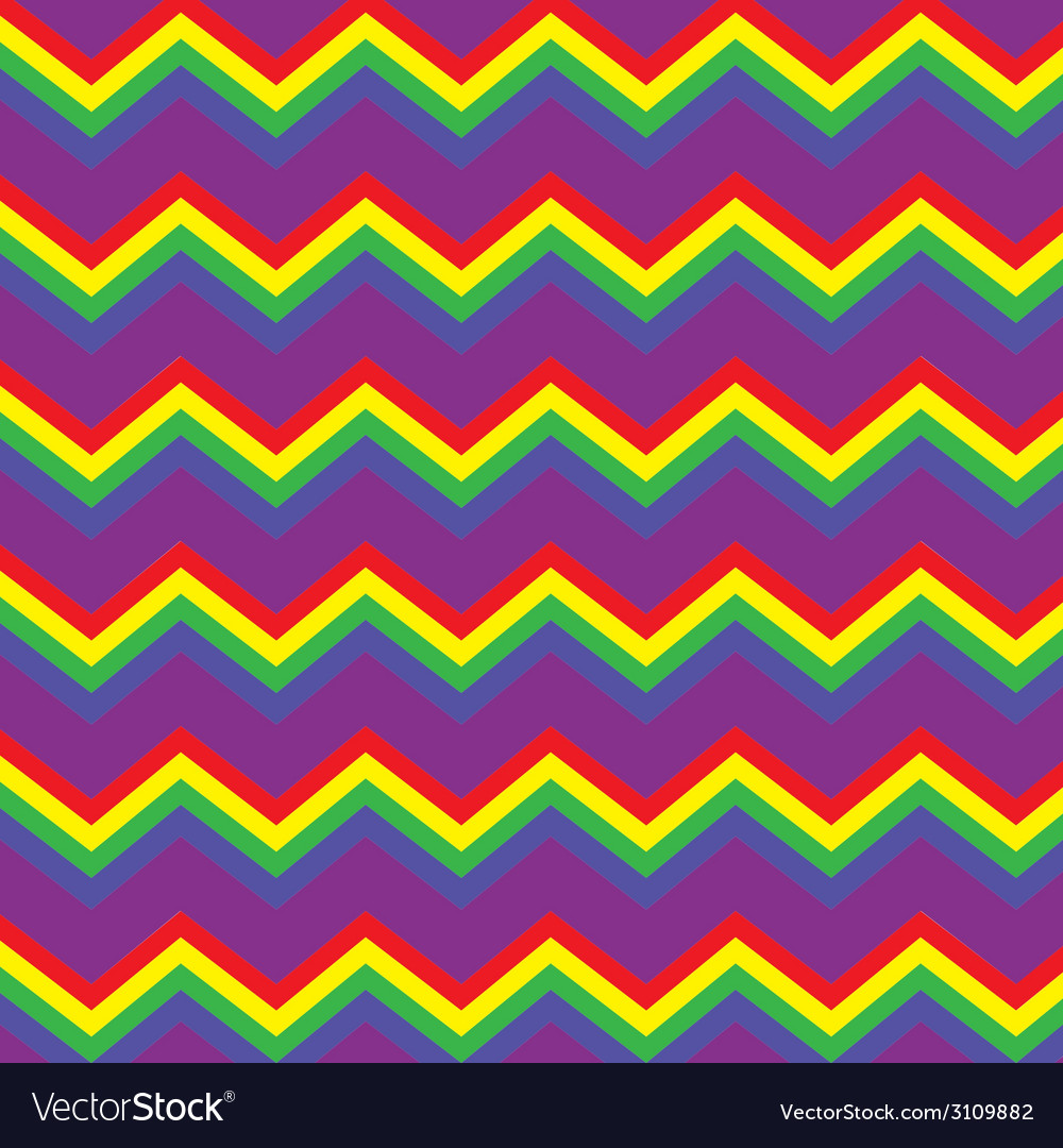 Chevron rainbow background vector | Price: 1 Credit (USD $1)