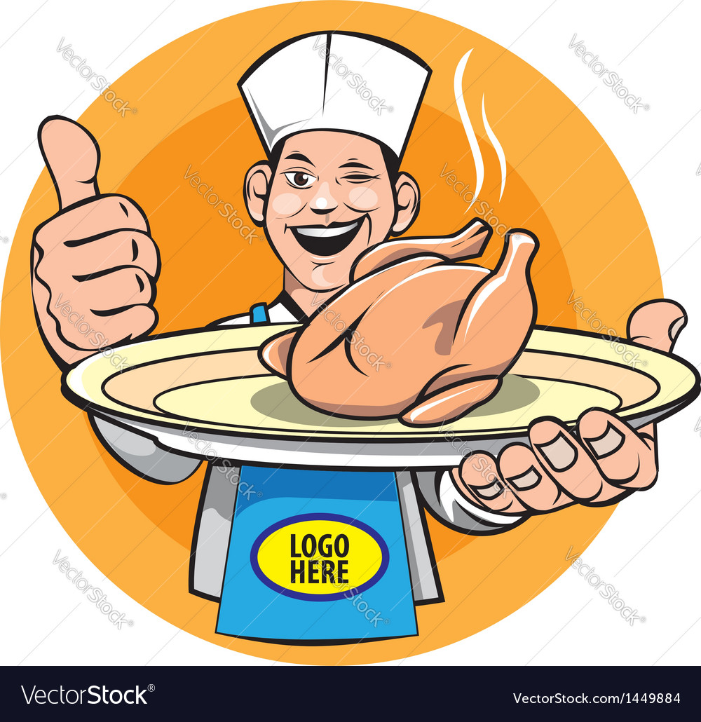 Chef vector | Price: 1 Credit (USD $1)