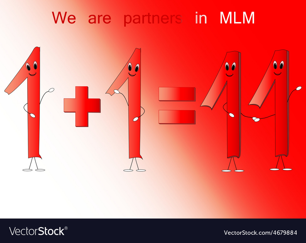 Texture of numbers in mlm vector | Price: 1 Credit (USD $1)