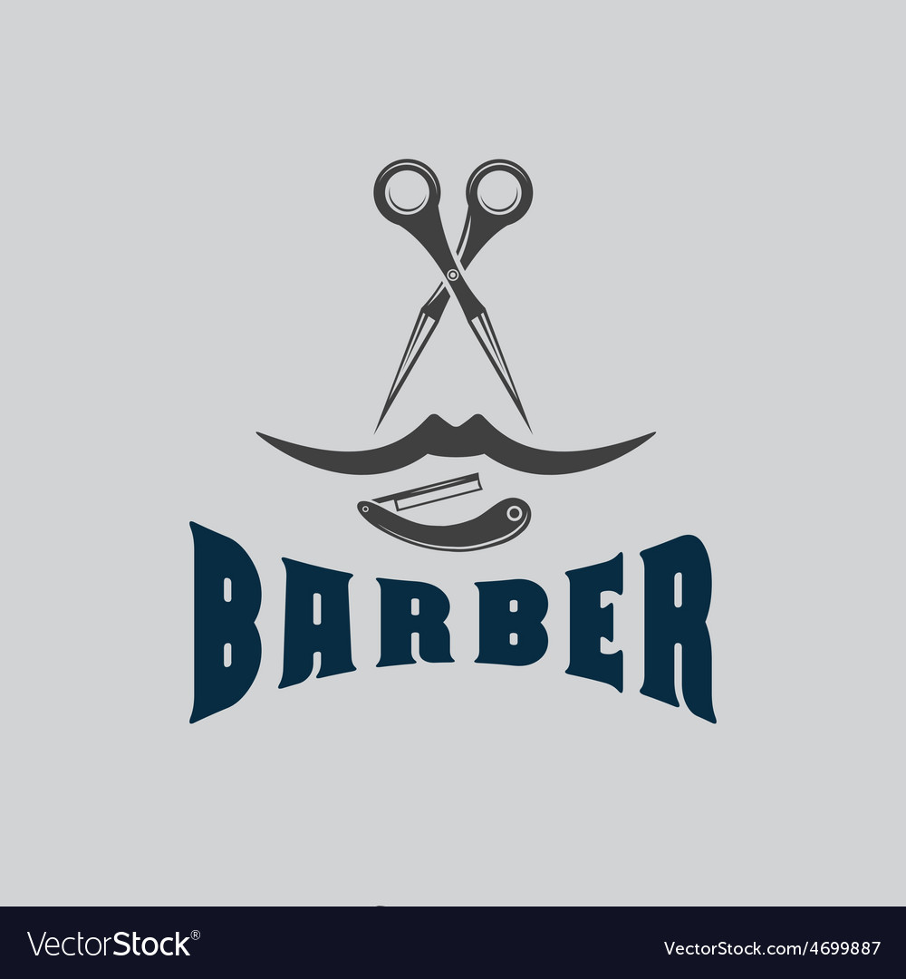 Barber vector | Price: 1 Credit (USD $1)