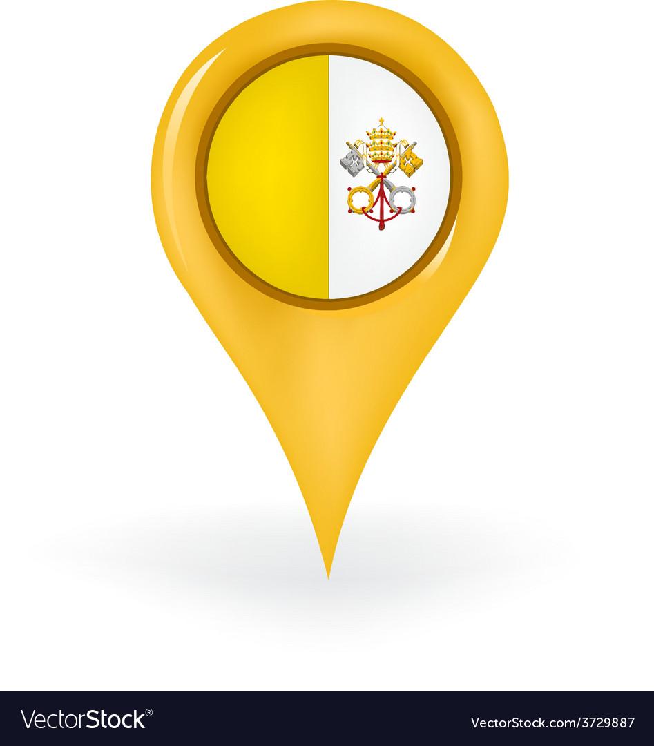 Location vatican city vector | Price: 1 Credit (USD $1)