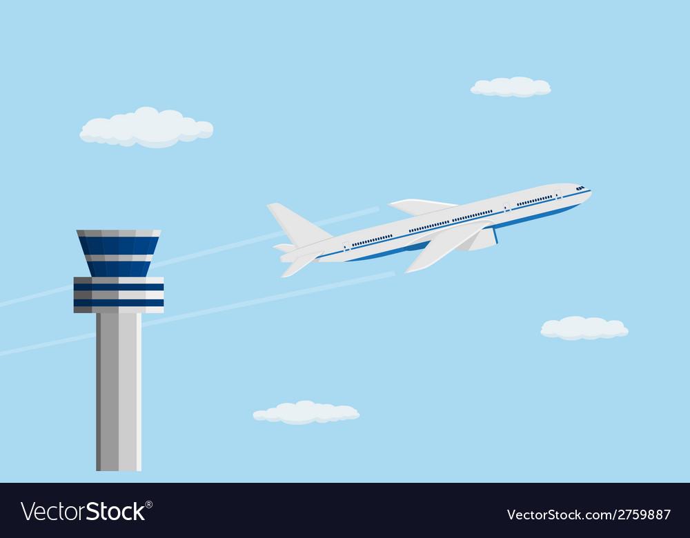 Plane vector | Price: 1 Credit (USD $1)