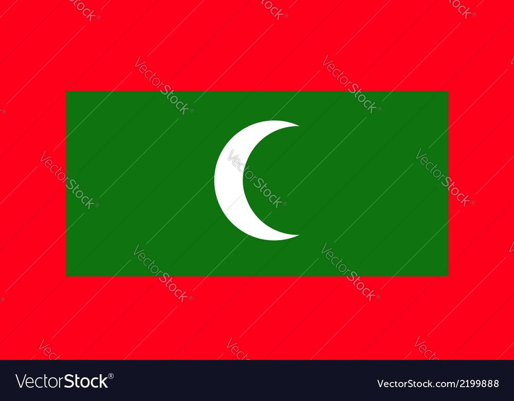 Maldives vector | Price: 1 Credit (USD $1)