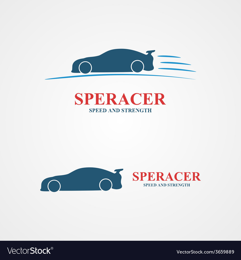 Abstract set of sport car design vector | Price: 1 Credit (USD $1)