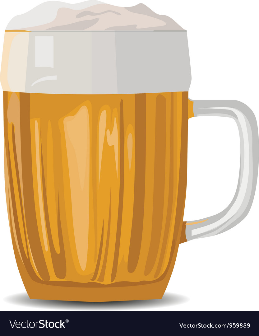 Pint vector | Price: 1 Credit (USD $1)